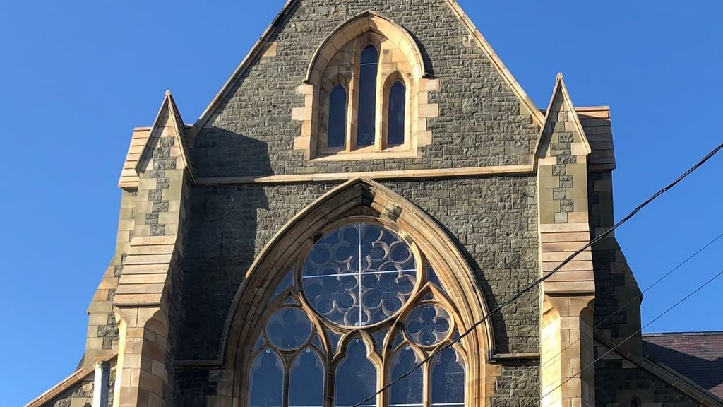 Canada's heritage - St. John's Anglican Cathedral