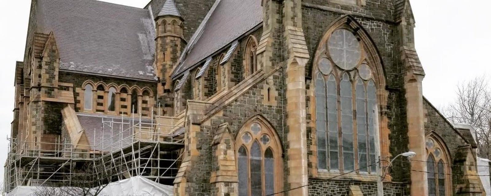 Restoring heritage buildings - Roof Tile Management