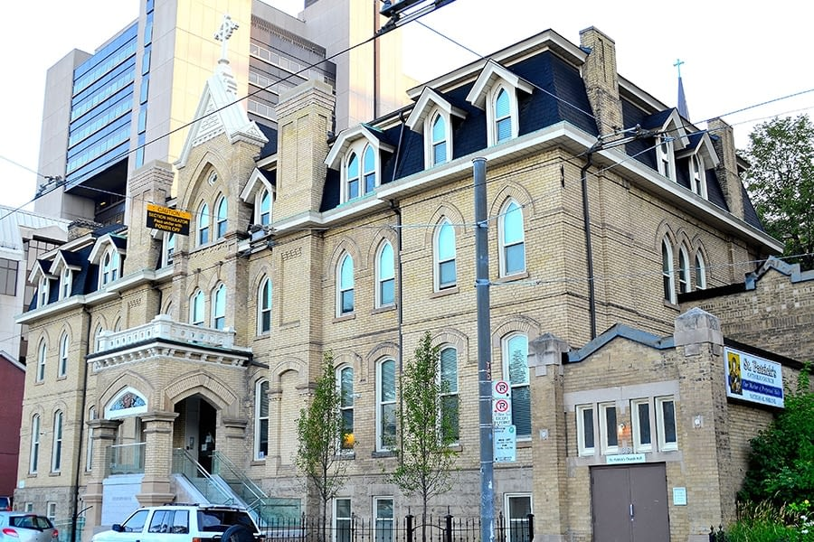 141 McCaul Street Construction Management Full Building