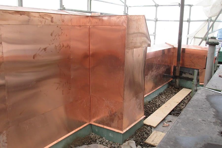 Royal York Hotel Decorative Copper Work