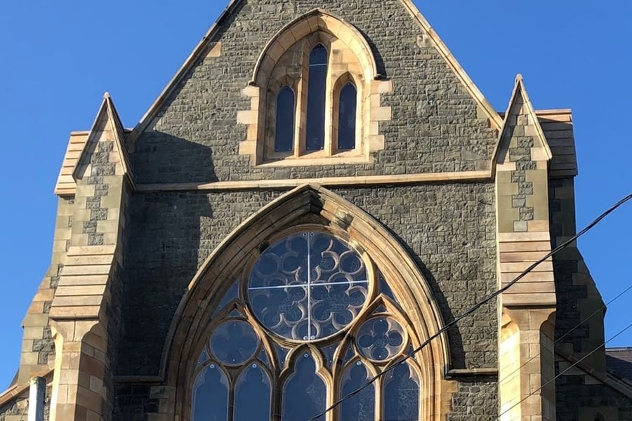 Canada's heritage - St. John's Anglican Cathedral Windows and Masonry Restoration